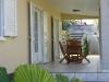 Lacaseafoule, un Gîte de la Réunion : Vue de la véranda