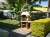 Lacaseafoule, un Gîte de la Réunion : Vue du barvecue