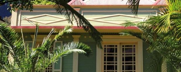 Lacaseafoule, un Gîte de la Réunion : Case Créole de Ciloas