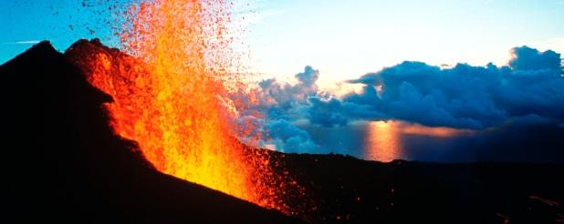 Lacaseafoule, un Gîte de la Réunion : volcan La Fournaise